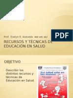 Recursos y Técnicas de Educación en Salud (3)