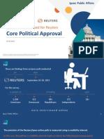IPSOS - Reuters Poll 10-2-15