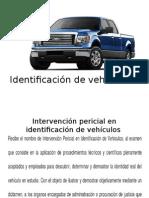 Identificación de Vehículos