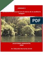 02 La Auditoria Ambiental en El Marco de La Auditoria Integral