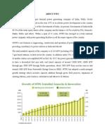 NTPC Badarpur Report