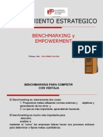 Benchamarking y Empowerment.ppt
