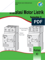 Instalasi Motor Listrik Xi 3