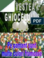 POVESTEA GHIOCELULUI