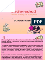 English for Academic Purposes - Reading 2