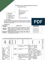 PROGRAMA ANUAL DE CUARTO DE SECUNDARIA - ARTE - 2015.doc