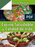 Cocina Saludable y Calidad de Vida