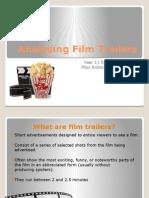 analysing film trailers