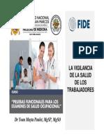 1 Diapositivas de Unidad I Vigilancia de La Salud de Los Trabajadores
