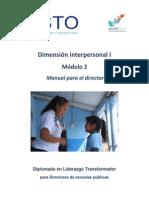 Manual módulo 2 coaching director Chiapas 1