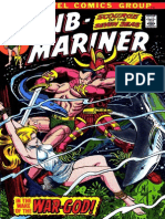 Prince Namor, The Sub Mariner 57 Vol 1