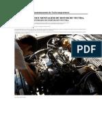 ClubeDoVectra Desmontando Motor de Vectra