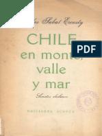 Sabat - Chile en monte, valle y mar. Sonetos chilenos