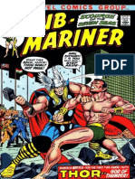 Prince Namor, The Sub Mariner 59 Vol 1 Thor