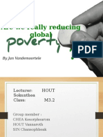 Are We Really Reducing Global Poverty