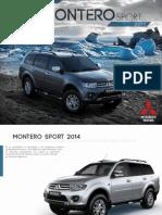 Montero Sport 2014