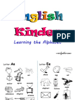 ABCs With Pictures - Kindernotes