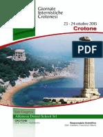 Bozza Brochure  2015