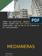 MEDIANERAS PELICULA