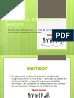 Elemento Primario o Sensor