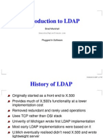 Introduction to LDAP