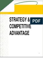 Strategi Dan Tantangan Perusahaan