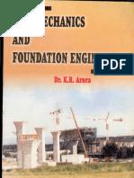 Soil Mechanics & Foundation Engineering by K R Arora_6th Edition