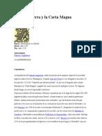 Juan Sin Tierra y La Carta Magna