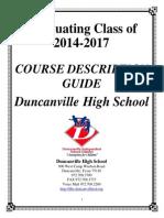 class of 2015-2017 academic handbook
