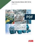 ABB Motors Catalog