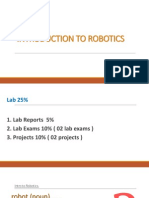 1-Lab 01-Intro to Robotics