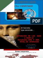 UNA REALIDAD DE IAAS,,,,2015