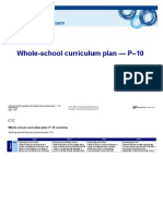 Whole School Curriculum Plan 2014