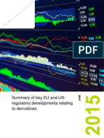 EU US Derivatives June 2015