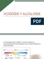 Acidosis y Alcalosis Bioquímica