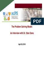 Problem Solving Model Slides
