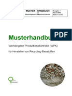 Musterhandbuch WPK