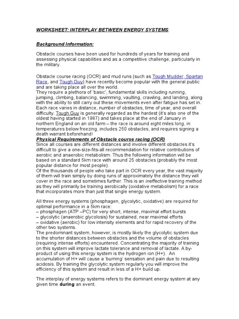 interplay student worksheet   Glycolysis   Chemistry