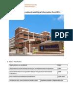 Crescendo Additional Information Form 2014 (1)
