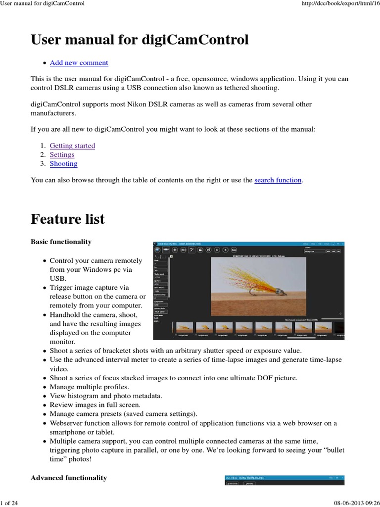 digiCamControl user_manual pdf