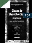 Clases de Derecho Civil Parte General Maria Virginia Bertoldi de Fourcade