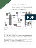 Procesos Típicos de Tratamiento de Gas Por Remoción de Gas Ácido