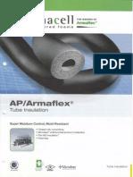 Armaflex Tube Insulation catalogue