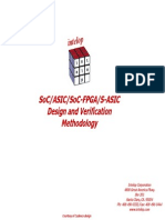 SOC Design Verif White Paper