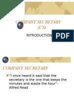 Topic 3 Company Secretary