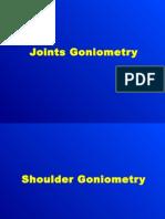Goniometry