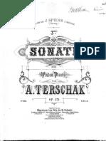 Terschak - Flute Sonata