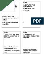 Hard Science