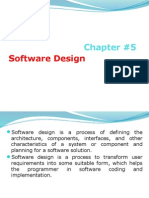 Chapter-5 Software Design.pptx