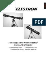 Celestron - Manuale1